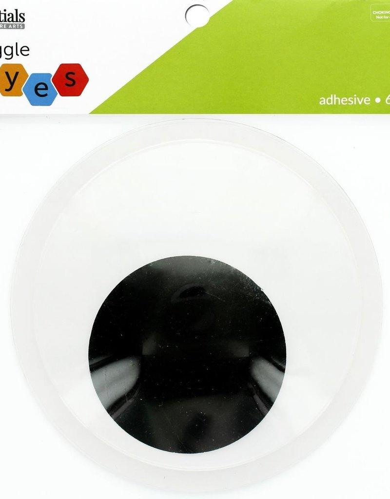 Leisure Arts Googly Eyes 6 Inch