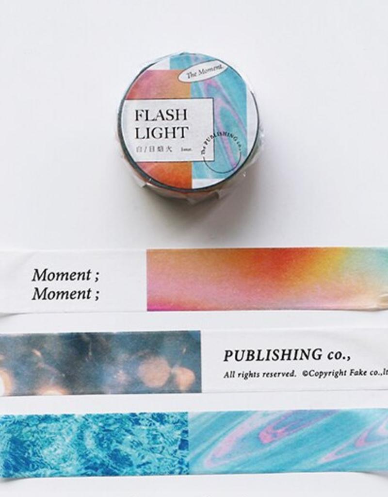 collage Washi Flash Light