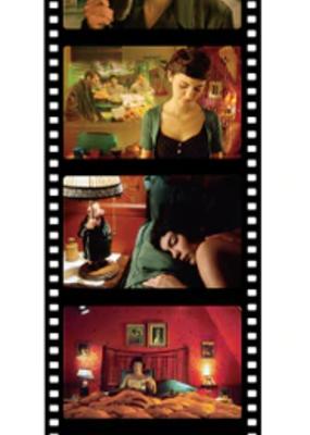 collage Washi Film Roll Amélie
