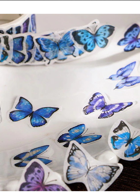 collage Washi Sticker Butterfly