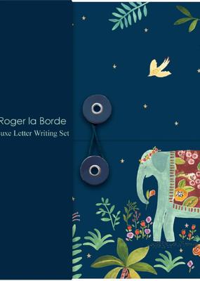 Roger La Borde Letter Writing Set Over the Rainbow