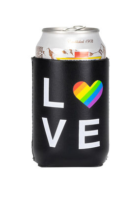 About Face LOVE Koozie