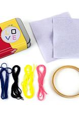 Gift Republic DIY Cross Stitch Kit Love
