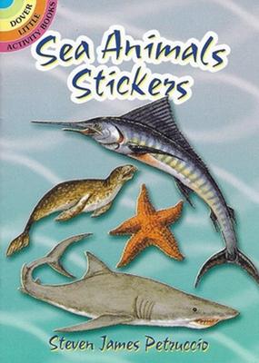 Dover Dover Stickers Sea Animals