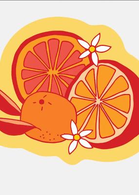 The Good Twin Sticker Citrus