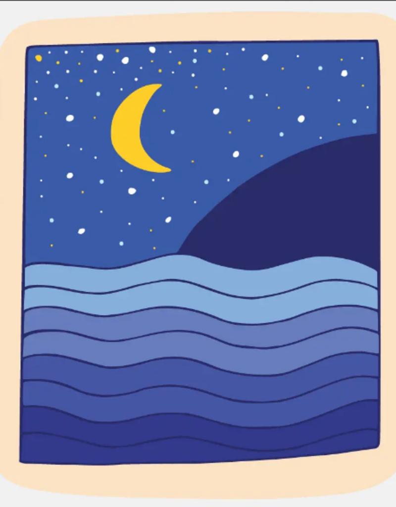 The Good Twin Sticker Night Sky