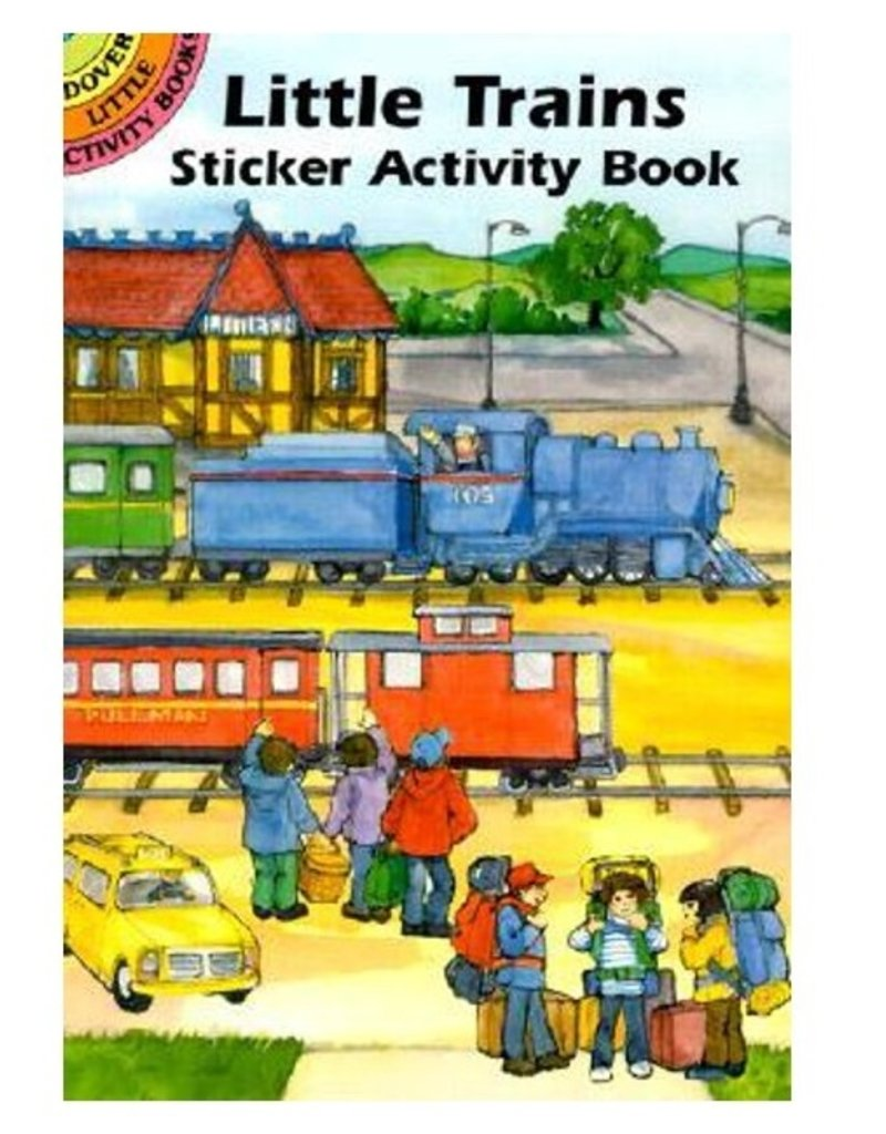 Dover Dover Activity Books