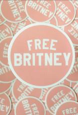 BOBBYK boutique Sticker Free Britney