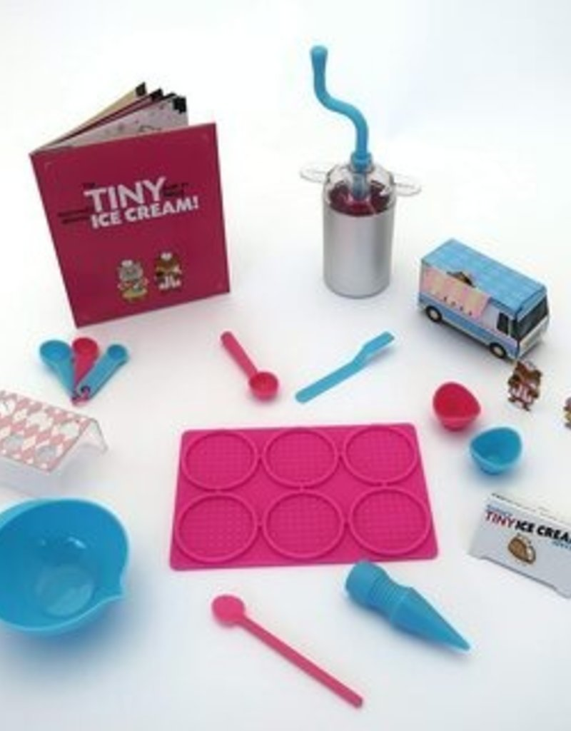 Quarto Publishing Tiny Ice Cream!