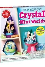Klutz Crystal Mini Worlds