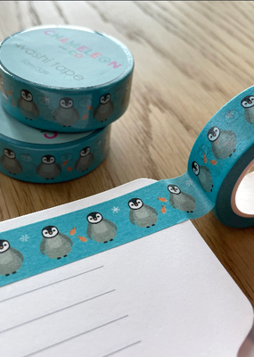 Chameleon And Co Washi Penguin