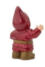 Safari Gnome Child Figurine