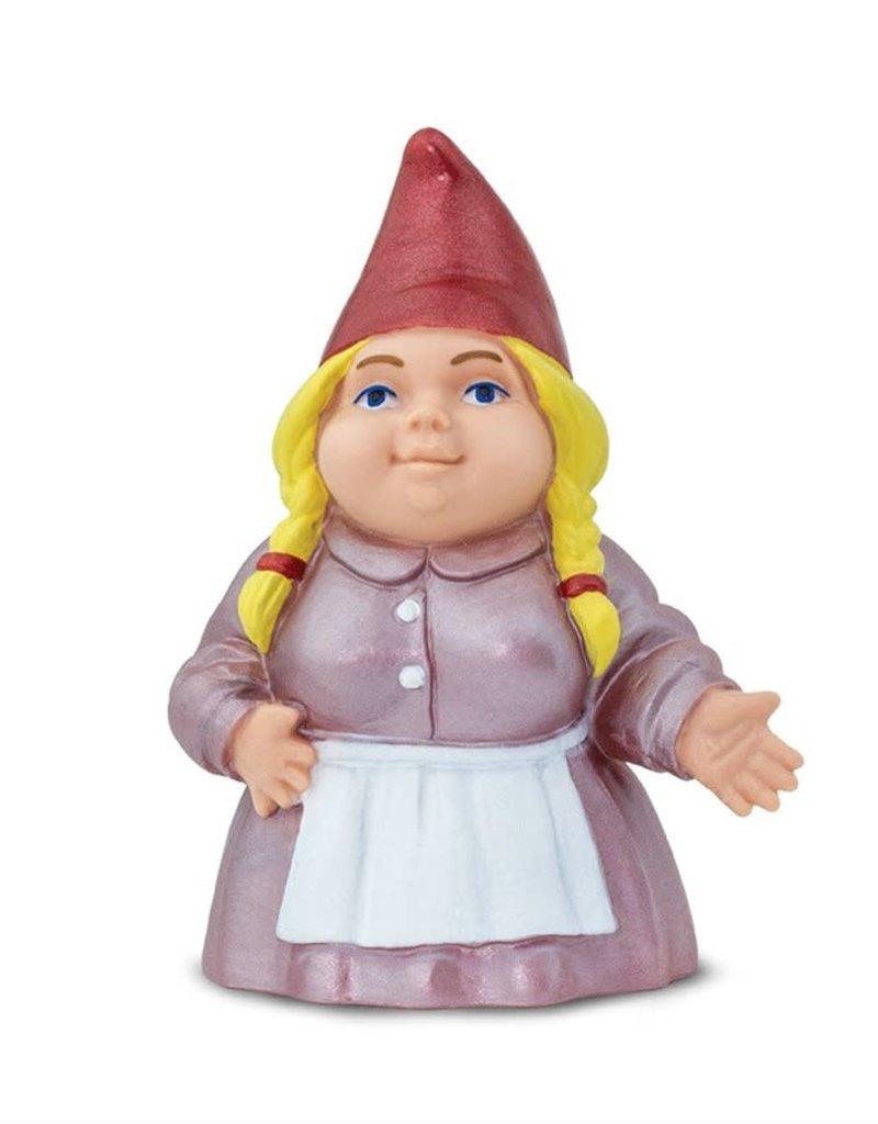 Safari Gnome Mom Figurine