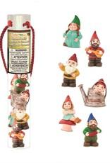 Safari Gnome Family Figurine Set