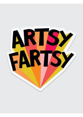 Rock Scissor Paper Sticker Artsy Fartsy