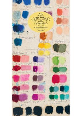 John Derian Paper Goods Notepad Color Studies