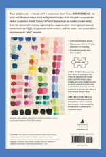 John Derian 1000 Piece Puzzle Painter's Palette