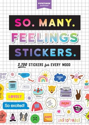Workman So. Many. Feelings. Stickers.