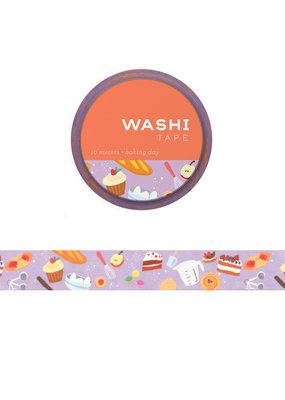 Girl of All Work Washi Baking Day