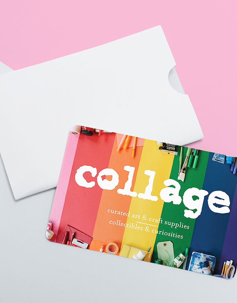 collage $25 Gift Card