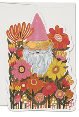 Red Cap Cards Card Radical Gnome