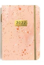 1 Canoe 2 2022 Petite Planner Speckled Zinnia