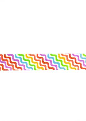 Beautiful Days Washi Rainbow Squiggle Set Of 3