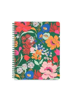 Ban.do Mini Notebook Emerald Super Bloom