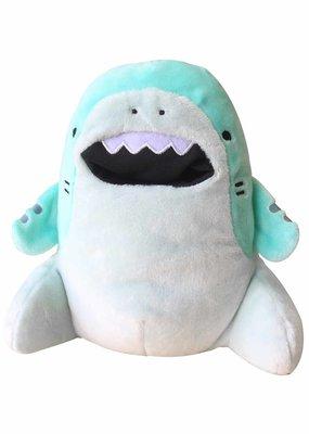SAMEZU Plush Shark Tiger 6.5 Inch
