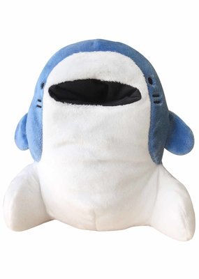 Clever Idiots Plush Shark Jinbe 6.5 Inch
