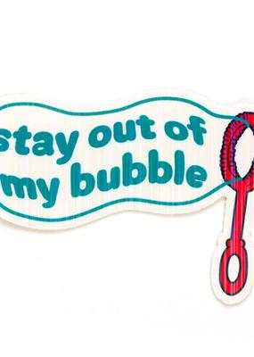 Smarty Pants Paper Sticker Bubble