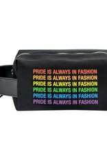 About Face Dopp Bag Pride is Always in Fashion
