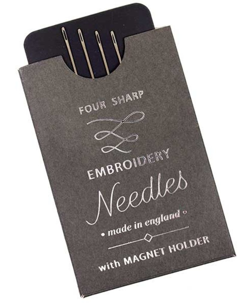 Sublime Stitching Hand Embroidery Needles with Magnet