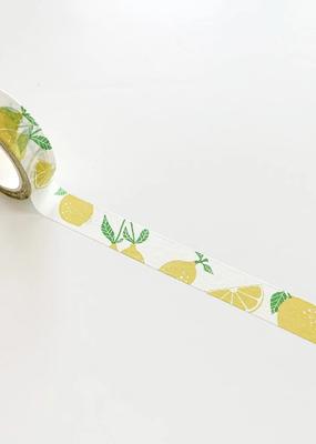 Kraftille Washi Lemon
