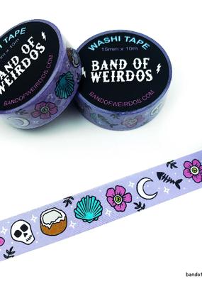 Band of Weirdos Washi Merwitch