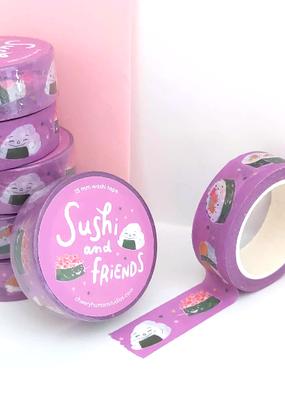 Cheery Human Studios Washi Sushi & Friends
