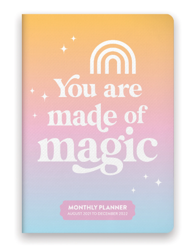 Studio Oh! Monthly Pocket 2022 Planner You Are Made Of Magic