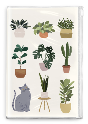 Studio Oh! Monthly Pouch 2022 Planner Plant Addict