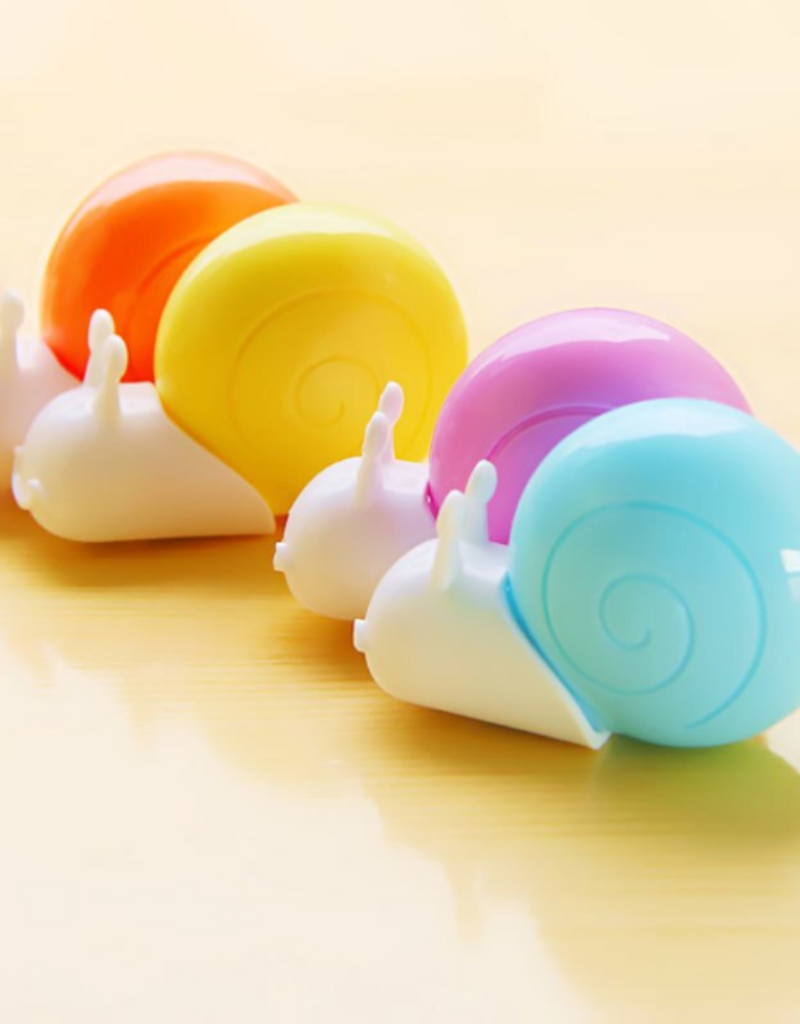 collage Correction Tape Snail