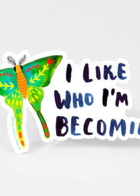 Little Truths Studio Sticker I Like Who I'm Becoming
