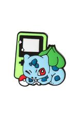collage Enamel Pin Bulbasaur Game Boy