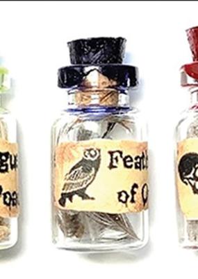 Handley House Miniature Set of Potion Jars