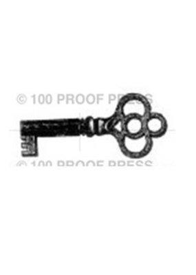 100 Proof Press Stamp Small Key