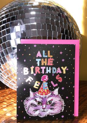 Ash + Chess Card Birthday Feels