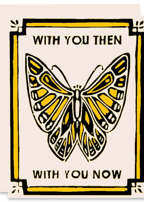 Heartell Press Card With You Now and Then