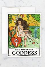 Idlewild Card Birthday Goddess