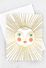 Idlewild Card Birthday Sun