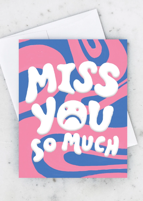 Idlewild Card Wavy Miss You