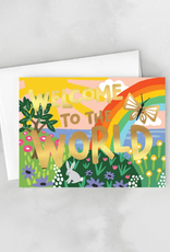 Idlewild Card Welcome To The World