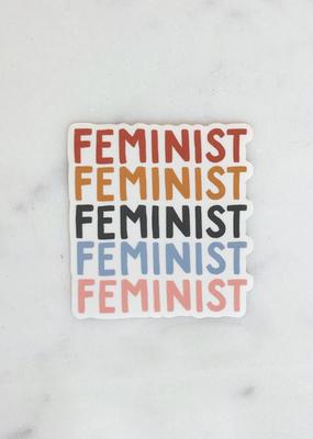 Idlewild Sticker Feminist